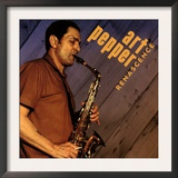 Art Pepper - Renascence Prints