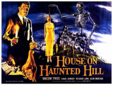 House On Haunted Hill Posters