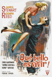 It's a Wonderful Life - Spanish Style Posters
