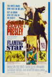 Flaming Star Posters