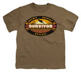 Youth: Survivor-Australian Outback T-Shirt