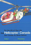 Helicopter Canada Print