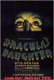 Dracula's Daughter Posters
