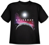 Youth: The Universe-Planetary T-Shirt