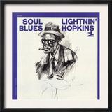 Lightnin' Hopkins - Soul Blues Prints