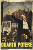 Citizen Kane - Italian Style Affiches