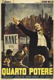 Citizen Kane - Italian Style Posters