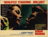 Saturday Night and Sunday Morning -  Style Posters
