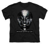 Youth: Mirror Mask - Mask T-shirts
