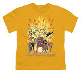 Youth: Justice League America - United T-shirts