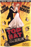Top Hat Posters