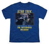 Youth: Star Trek Original - The Enterprise Incident Shirts