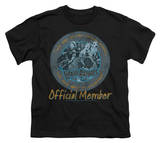 Youth: Little Rascals - He Man Woman Haters T-shirts