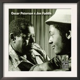 Oscar Peterson and Jon Faddis - Oscar Peterson and Jon Faddis Prints
