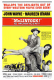 McLintock Posters