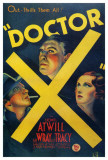 Doctor X Posters