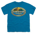 Youth: Survivor - Samoa Logo T-shirts
