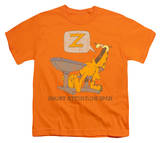 Youth: Garfield - Attention Span T-Shirt