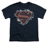 Youth: Superman - Storm Cloud Supes T-shirts