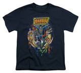 Youth: Justice League America - Star Group Shirts