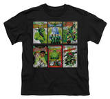 Youth: Green Lantern - Green Lantern Covers T-shirts