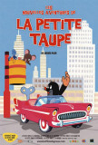 Little Mole - French Style Posters