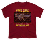 Youth: Star Trek Original - The Tholian Web T-shirts
