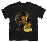 Youth: Mirror Mask - Queen Of Shadows Camisa
