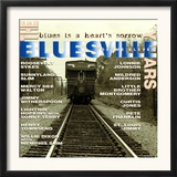 The Bluesville Years: Blues is a Heart's Sorrow, Vol. 11 Prints