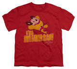 Youth: Mighty Mouse - I'm Mighty T-shirts