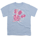 Youth: Pink Panther - Walk All Over T-Shirt