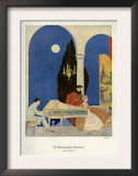 The Moonlight Sonata, Magazine Plate, UK, 1920 Prints
