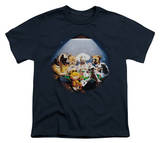 Youth: Garfield - Playing With The Big Dogs T-shirts