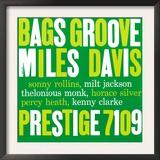 Miles Davis - Bags Groove Prints