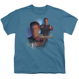 Youth: Farscape - John Crichton Camisetas