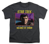 Youth: Star Trek Original - Balance Of Terror T-Shirt