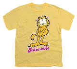 Youth: Garfield - Adorable T-shirts