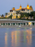 El Salamiek Palace Hotel and Casino, Alexandria, Egypt Photographic Print by Darrell Gulin