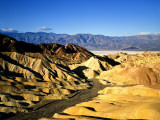 Zabriskie Point, Death Valley National Park, California, USA Photographic Print by Bernard Friel
