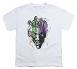 Youth: Batman - Joker Airbrush T-Shirt