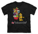 Youth: Garfield - Balanced Diet Shirt