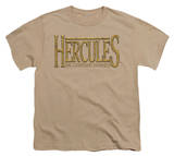 Youth: Hercules - Set In Stone T-shirts