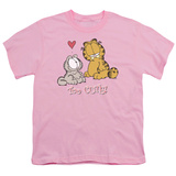 Youth: Garfield - Too Cute Shirts