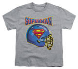 Youth: Superman - Helmet Shirts