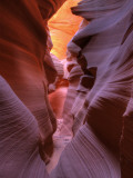 Antelope Canyon, Arizona, USA Photographie par Jamie &amp; Judy Wild
