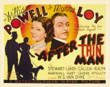 After the Thin Man -  Style Posters