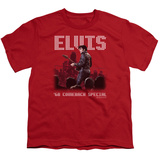 Youth: Elvis - Return Of The King T-shirts