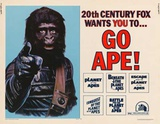 Go Ape (Planet of the Apes) Lmina maestra
