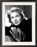 Portrait of Ingrid Bergman Poster