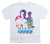 Youth: Miami Vice - Crockett And Tubbs T-Shirt